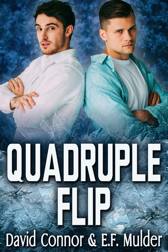 <i>Quadruple Flip</i> by David Connor and E.F. Mulder