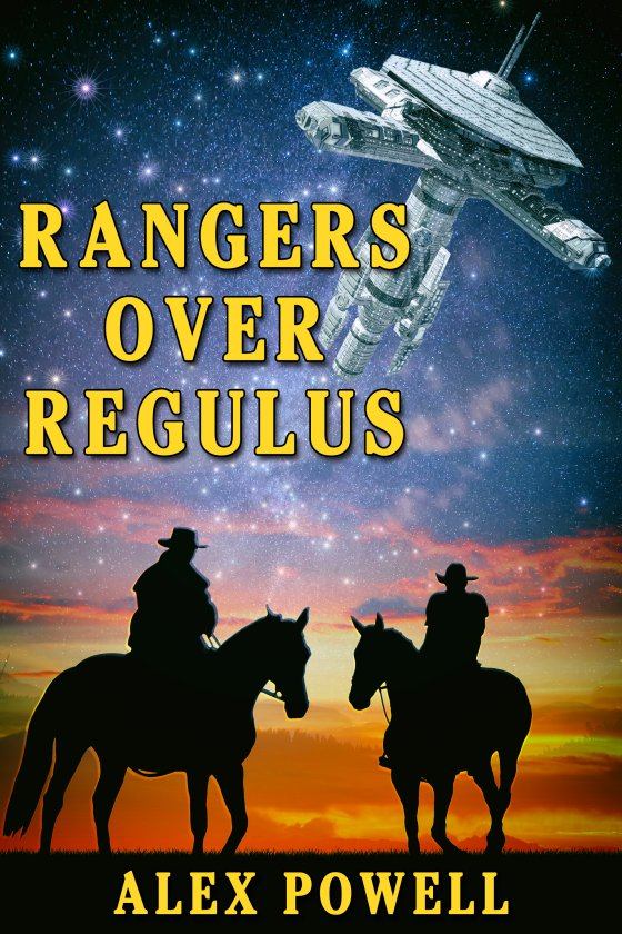 <i>Rangers Over Regulus</i> by Alex Powell