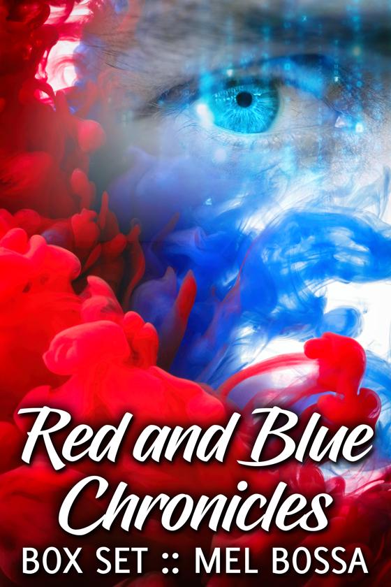<i>Red and Blue Chronicles Box Set</i> by Mel Bossa