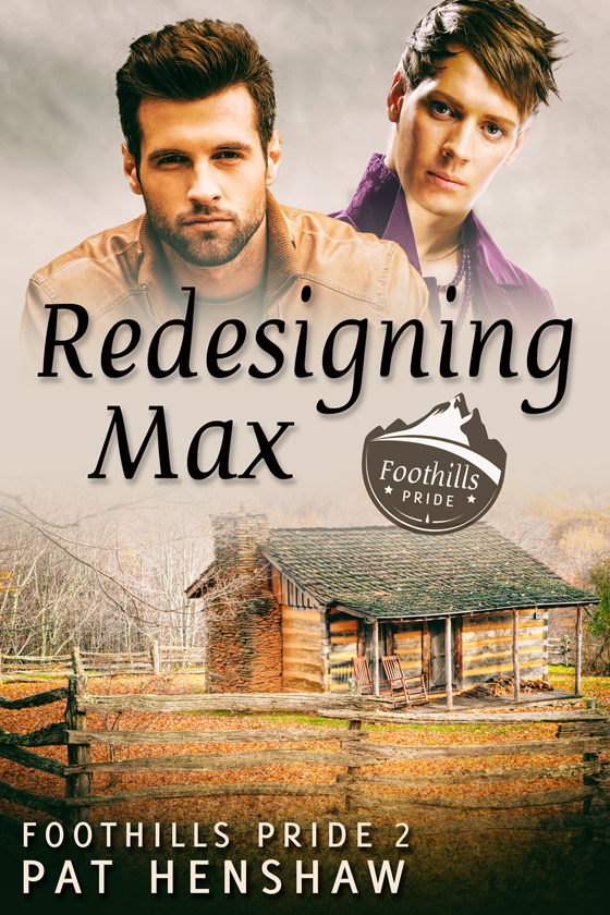 <i>Redesigning Max</i> by Pat Henshaw