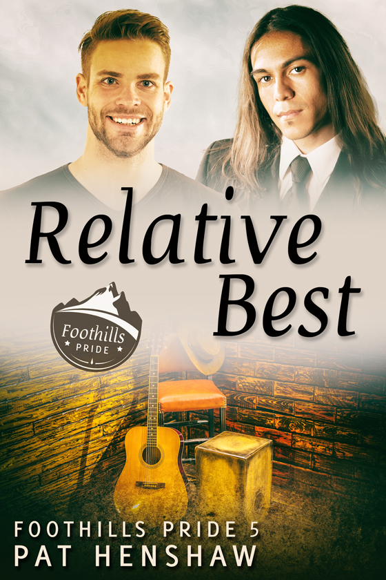 <i>Relative Best</i> by Pat Henshaw
