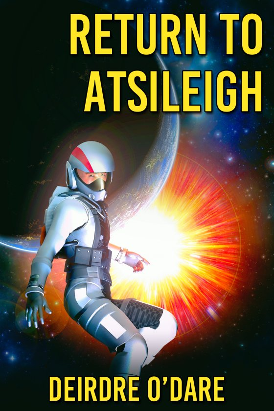 <i>Return to Atsileigh</i> by Deirdre O'Dare