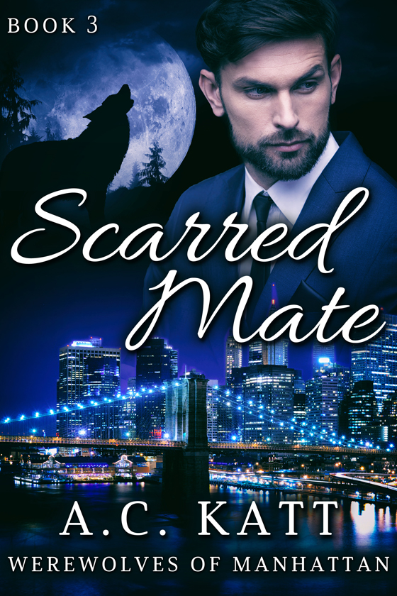 <i>Scarred Mate</i> by A.C. Katt