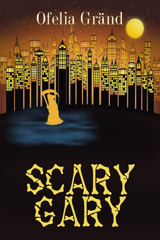 <i>Scary Gary</i> by Ofelia Gränd