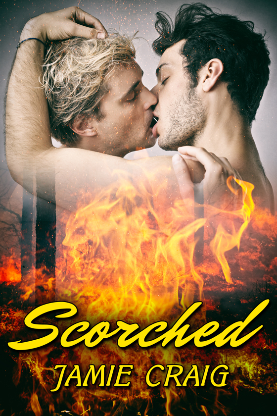 <i>Scorched</i> by Jamie Craig