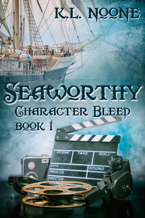 <i>Character Bleed Book 1: Seaworthy</i> by K.L. Noone