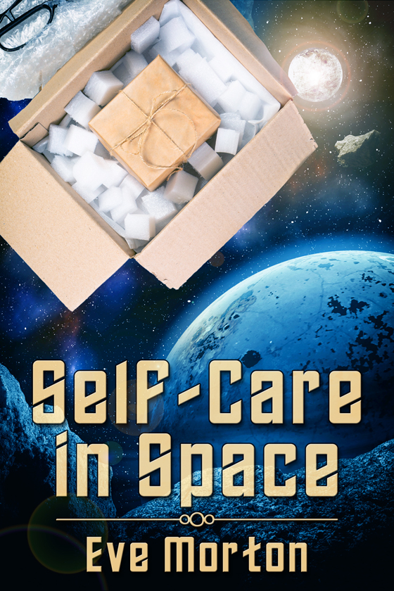 <i>Self-Care in Space</i> by Eve Morton