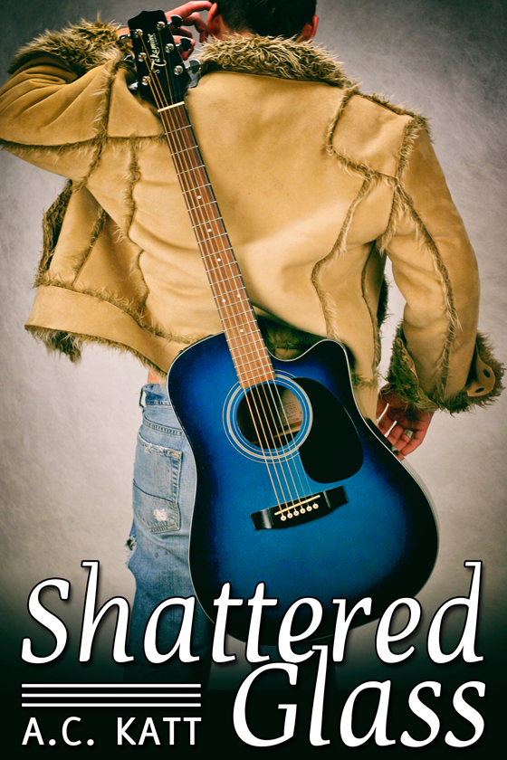 <i>Shattered Glass</i> by A.C. Katt