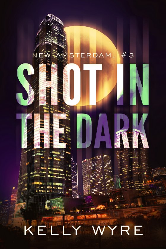 <i>Shot in the Dark</i> by Kelly Wyre