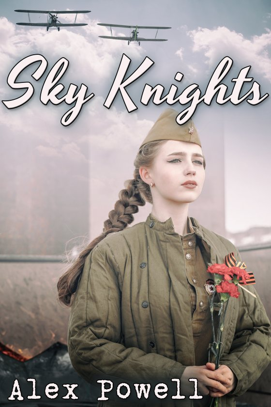 <i>Sky Knights</i> by Alex Powell