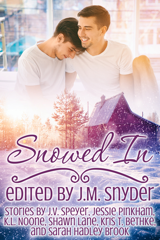 <i>Snowed In Anthology</i> edited by J.M. Snyder