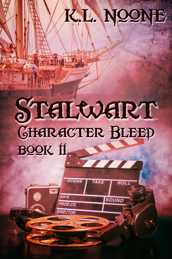 <i>Character Bleed Book 2: Stalwart</i> by K.L. Noone