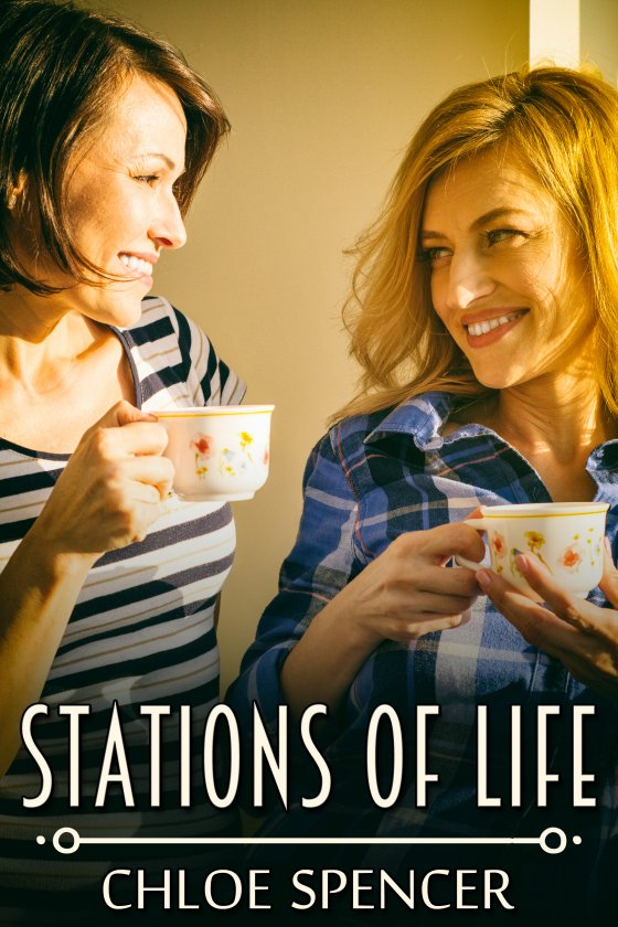 Stations of Life by Chloe Spencer
