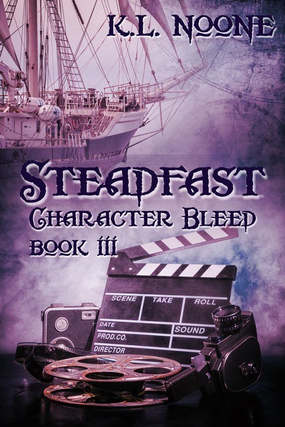 Character Bleed Book 3: Steadfast
