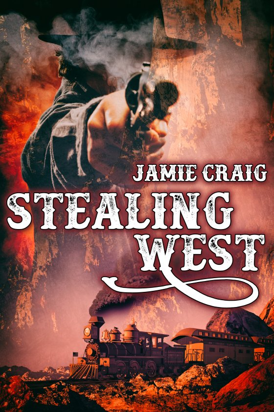 Stealing West by Jamie Craig