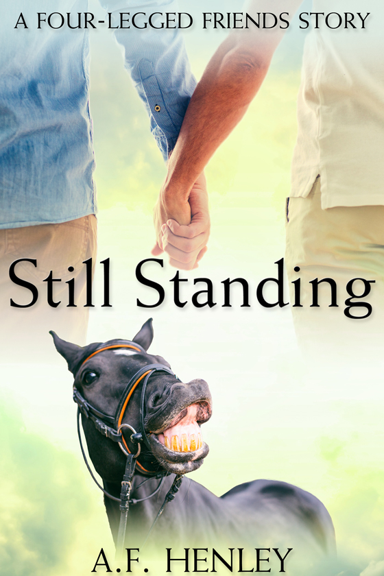 <i>Still Standing</i> by A.F. Henley