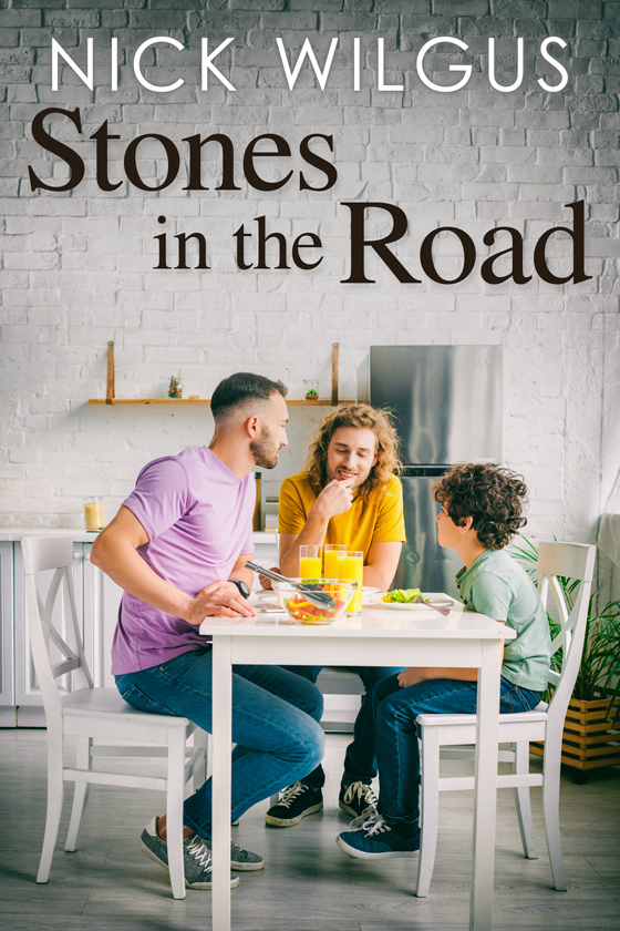 <i>Stones in the Road</i> by Nick Wilgus