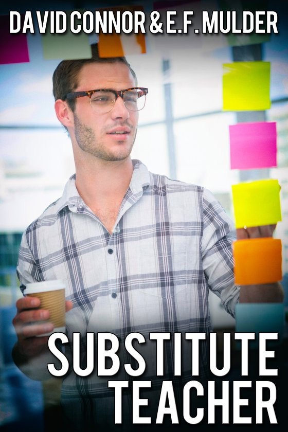 <i>Substitute Teacher</i> by David Connor and E.F. Mulder