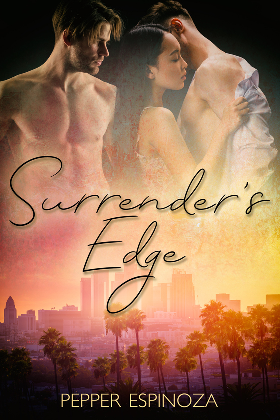 <i>Surrender's Edge</i> by Pepper Espinoza