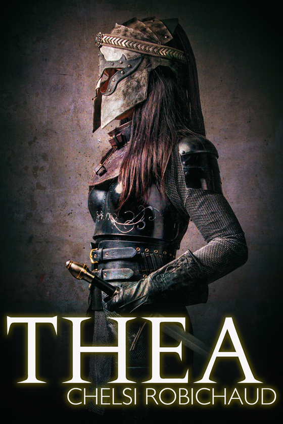 <i>Thea</i> by Chelsi Robichaud