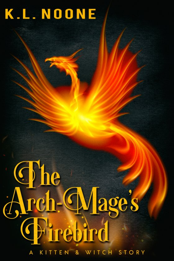 <i>The Arch-Mage's Firebird</i> by K.L. Noone