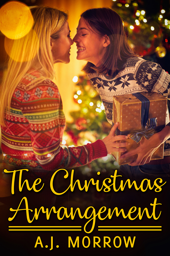 <i>The Christmas Arrangement</i> by A.J. Morrow