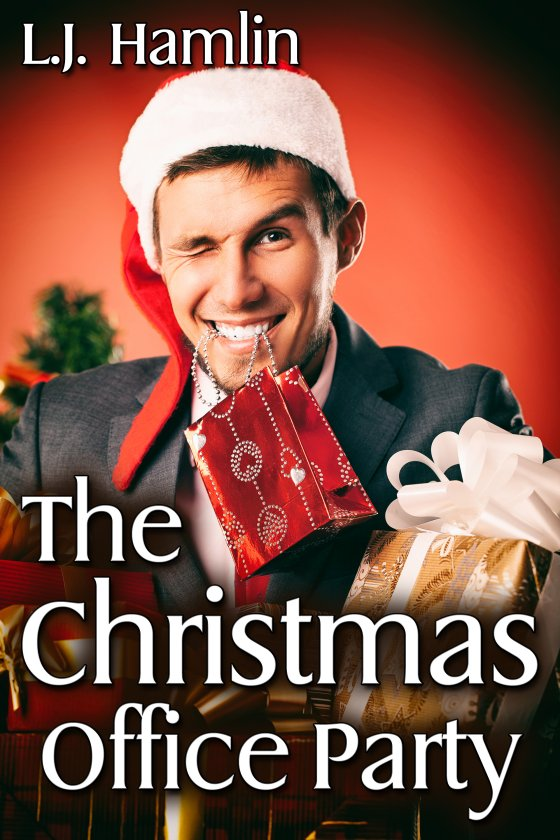 <i>The Christmas Office Party</i> by L.J. Hamlin