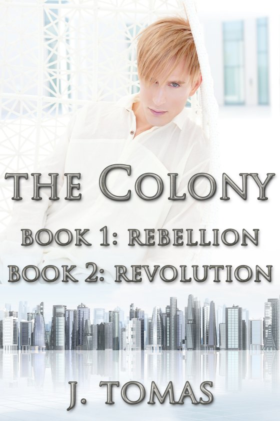 The Colony Box Set - Click Image to Close