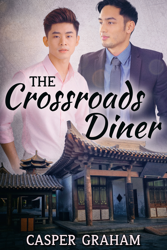 <strong>The Crossroads Diner</strong> by Casper Graham