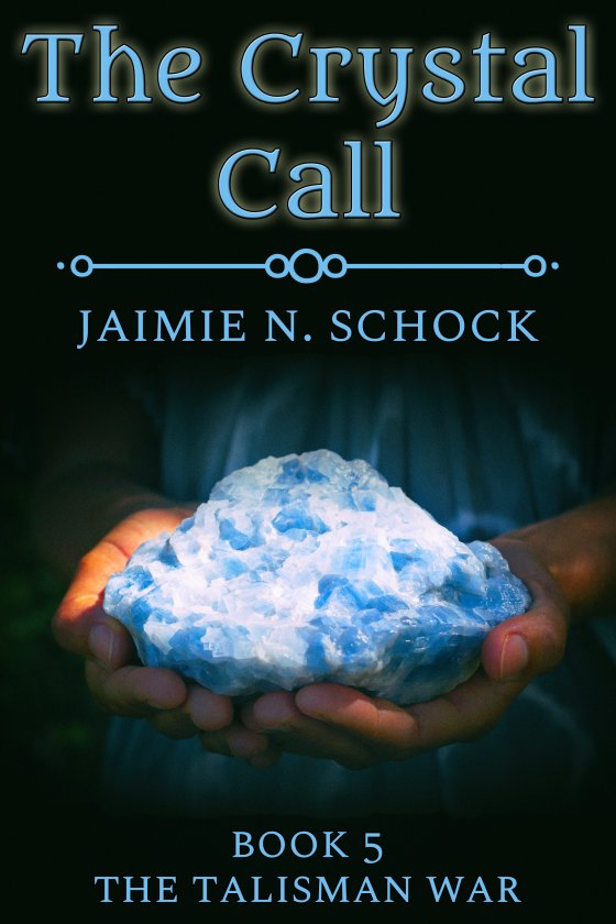 <i>The Crystal Call</i> by Jaimie N. Schock