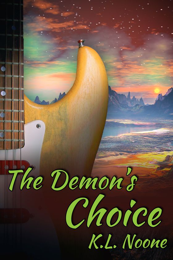 <i>The Demon's Choice</i> by K.L. Noone