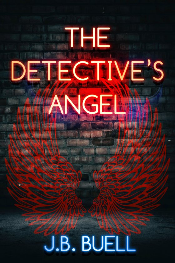 The Detective's Angel by J.B. Buell