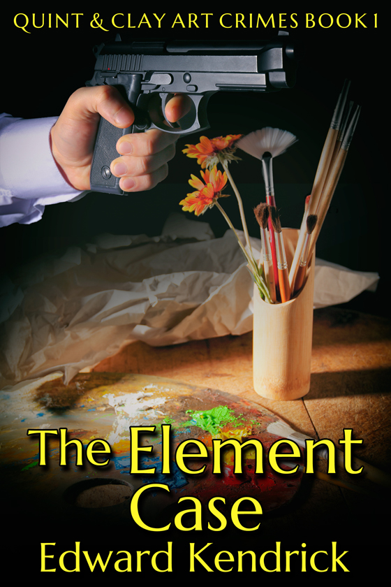 <i>The Element Case</i> by Edward Kendrick