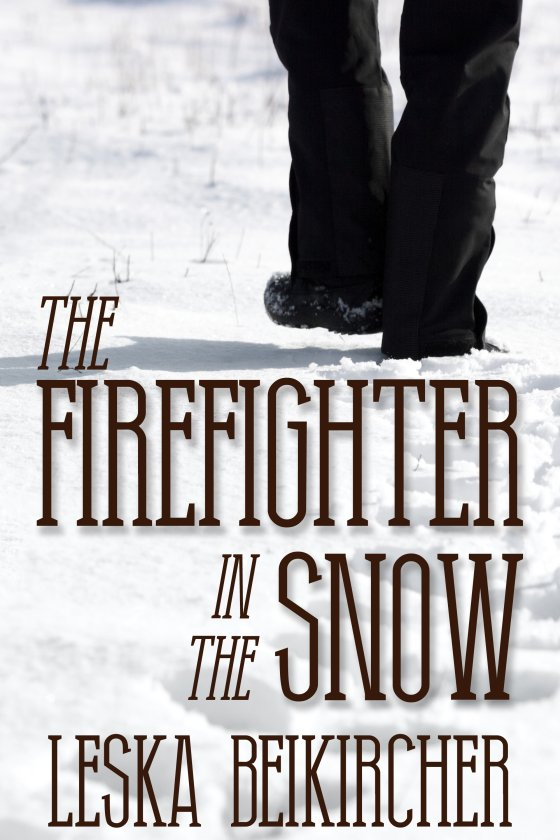 The Firefighter in the Snow