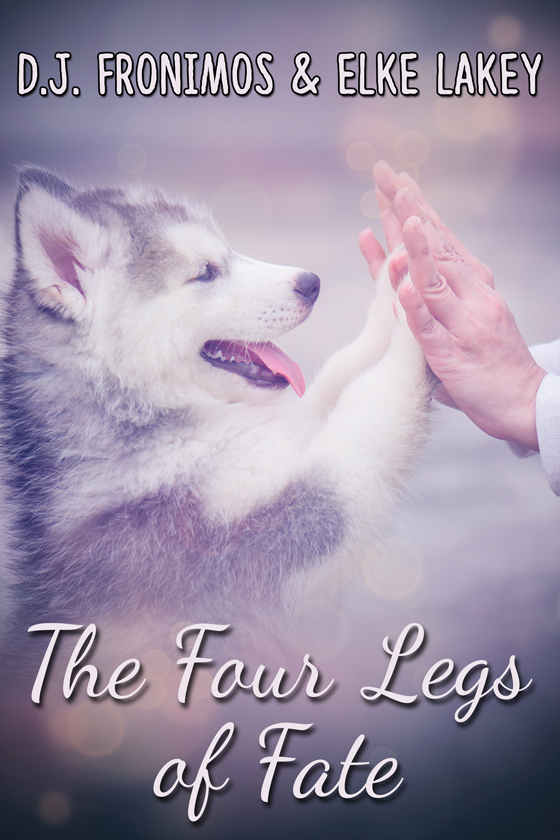 <i>The Four Legs of Fate</i> by D.J. Fronimos and Elke Lakey