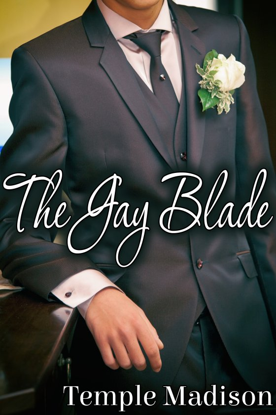 The Gay Blade by Temple Madison