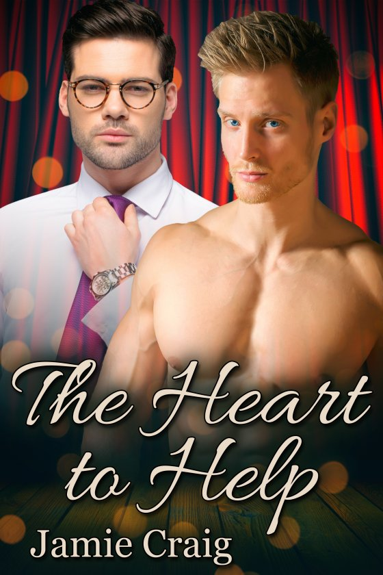 <i>The Heart to Help</i> by Jamie Craig