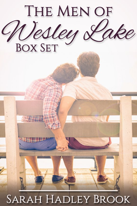 The Men of Wesley Lake Box Set