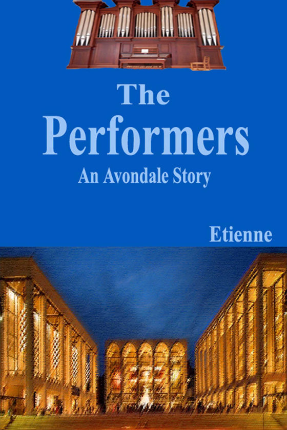 <i>The Performers</i> by Etienne