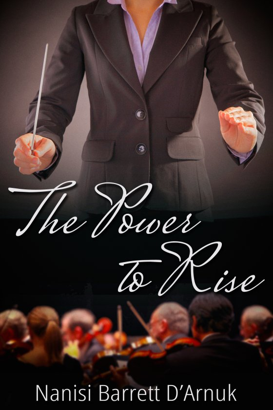 <i>The Power to Rise</i> by Nanisi Barrett D'Arnuk