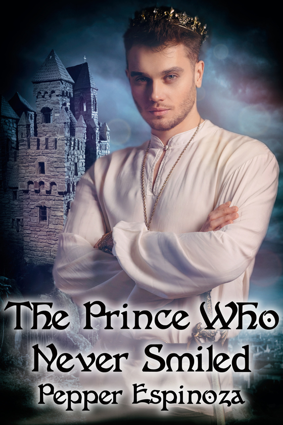 <i>The Prince Who Never Smiled</i> by Pepper Espinoza