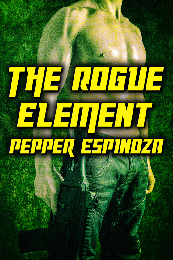 <i>The Rogue Element</i> by Pepper Espinoza