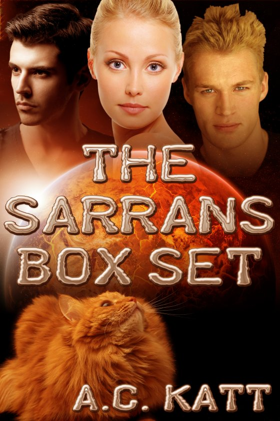 The Sarrans Box Set