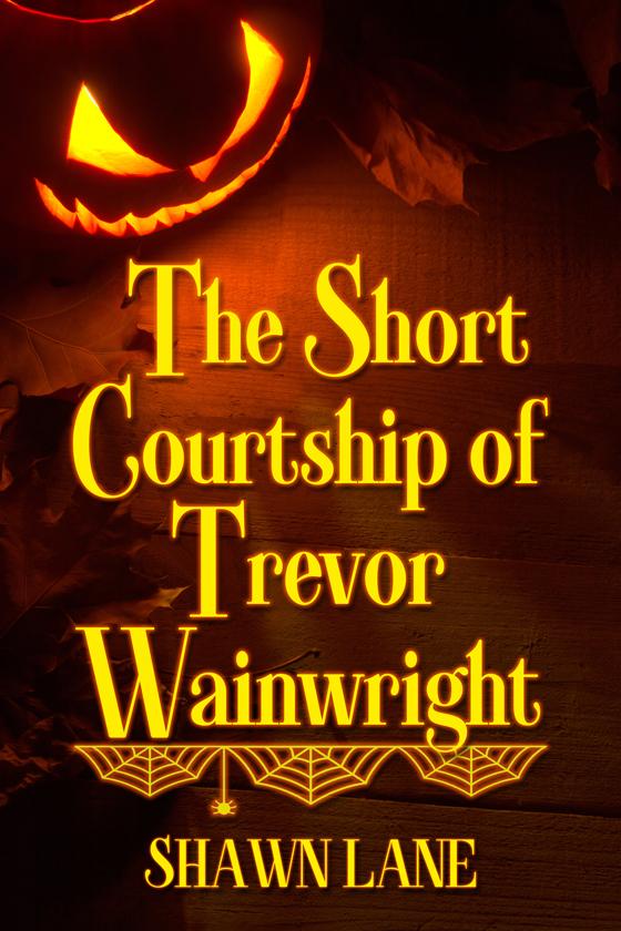<i>The Short Courtship of Trevor Wainwright</i> by Shawn Lane