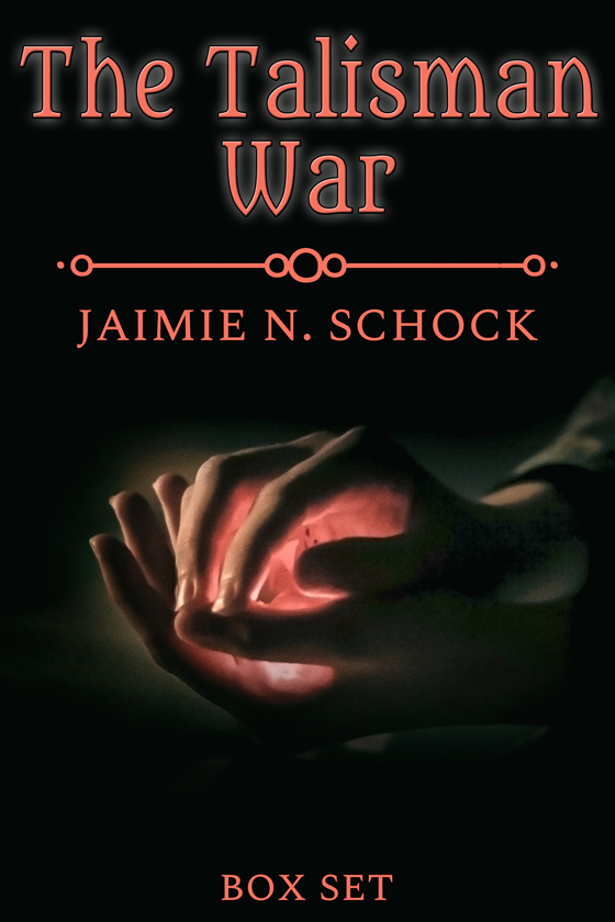 <i>The Talisman War Box Set</i> by Jaimie N. Schock