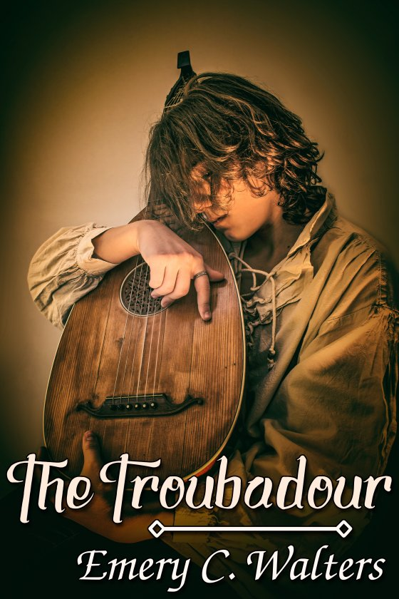<i>The Troubadour</i> by Emery C. Walters
