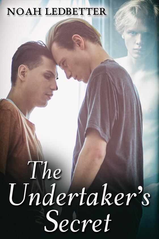 <i>The Undertaker's Secret</i> by Noah Ledbetter