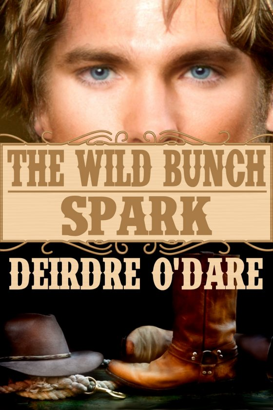 <i>The Wild Bunch: Spark</i> by Deirdre O'Dare