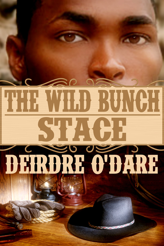 <i>The Wild Bunch: Stace</i> by Deirdre O'Dare