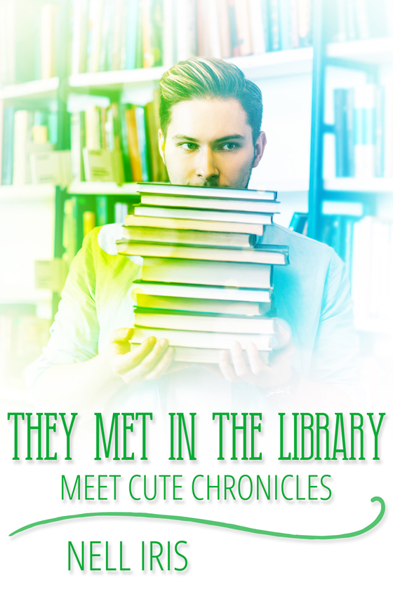 <i>They Met in the Library</i> by Nell Iris